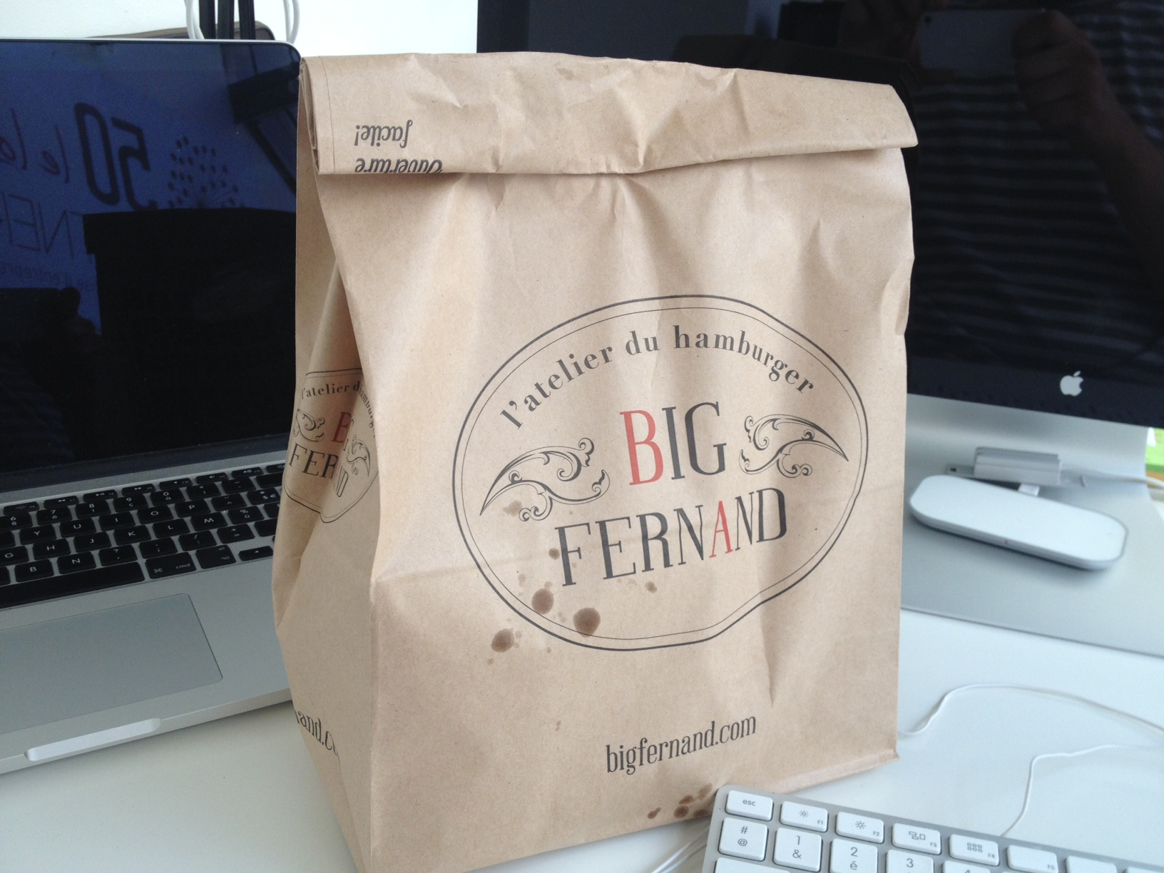 Big Fernand Burger Paris