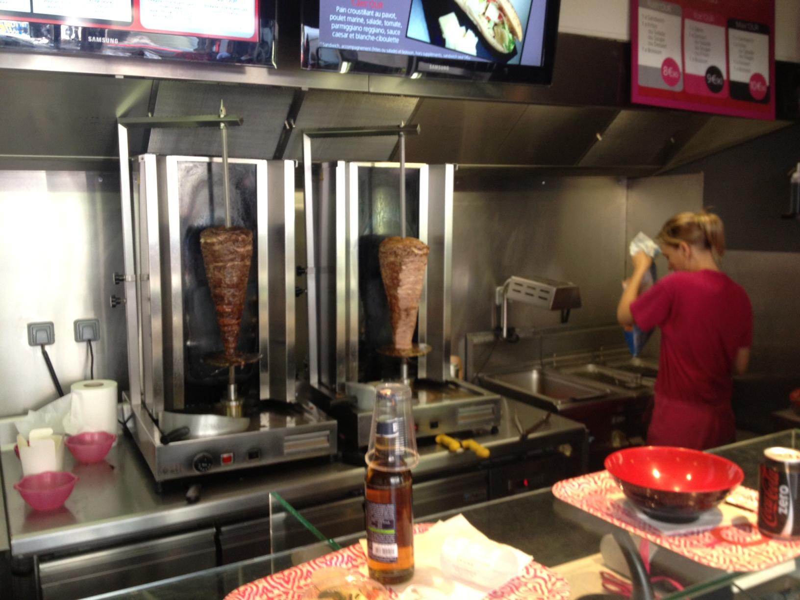 Our Kebab à Paris 08