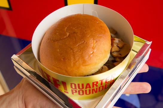 Mac Donald's expérimente les burgers de luxe