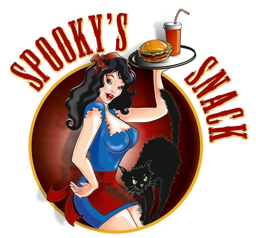 Spooky's Snack