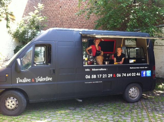 Pauline et Valentine Food Truck Lille