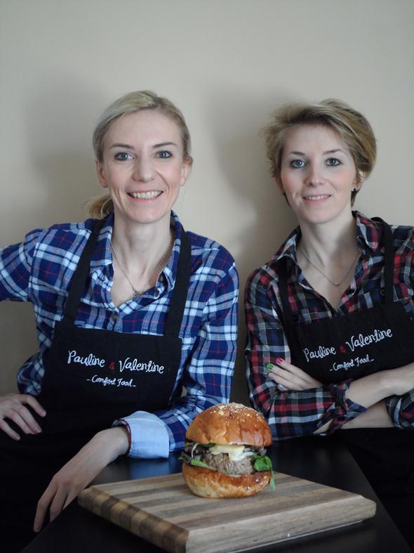 Pauline et Valentine Foodtruck Lille