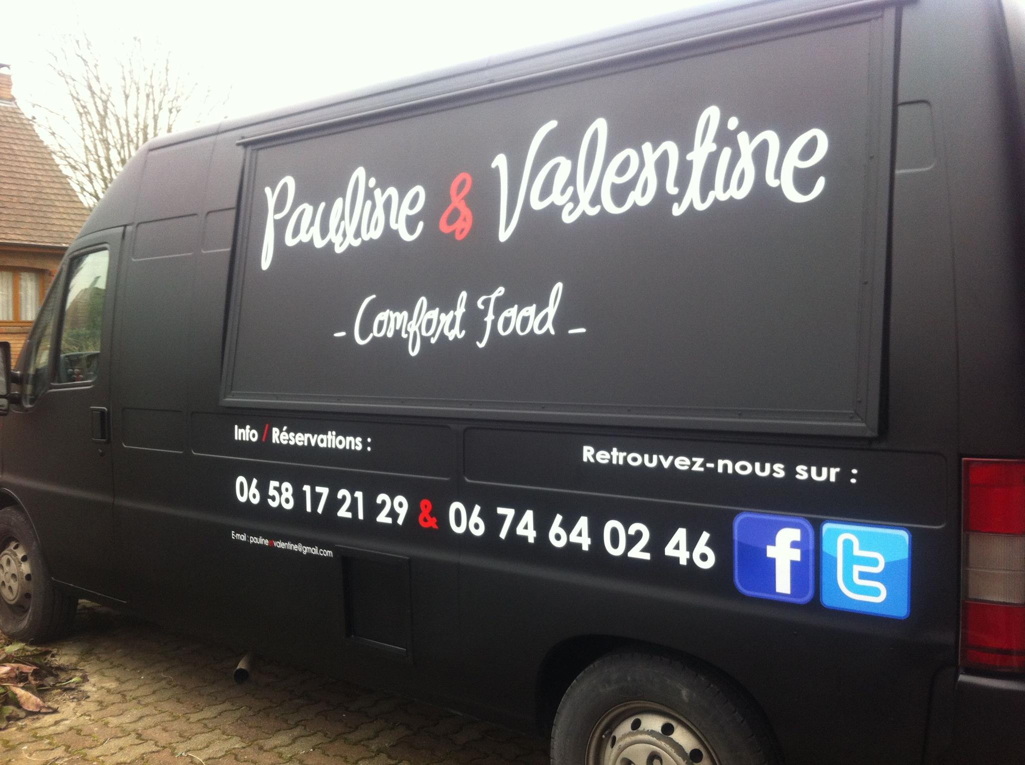 Food Truck Pauline Et Valentine