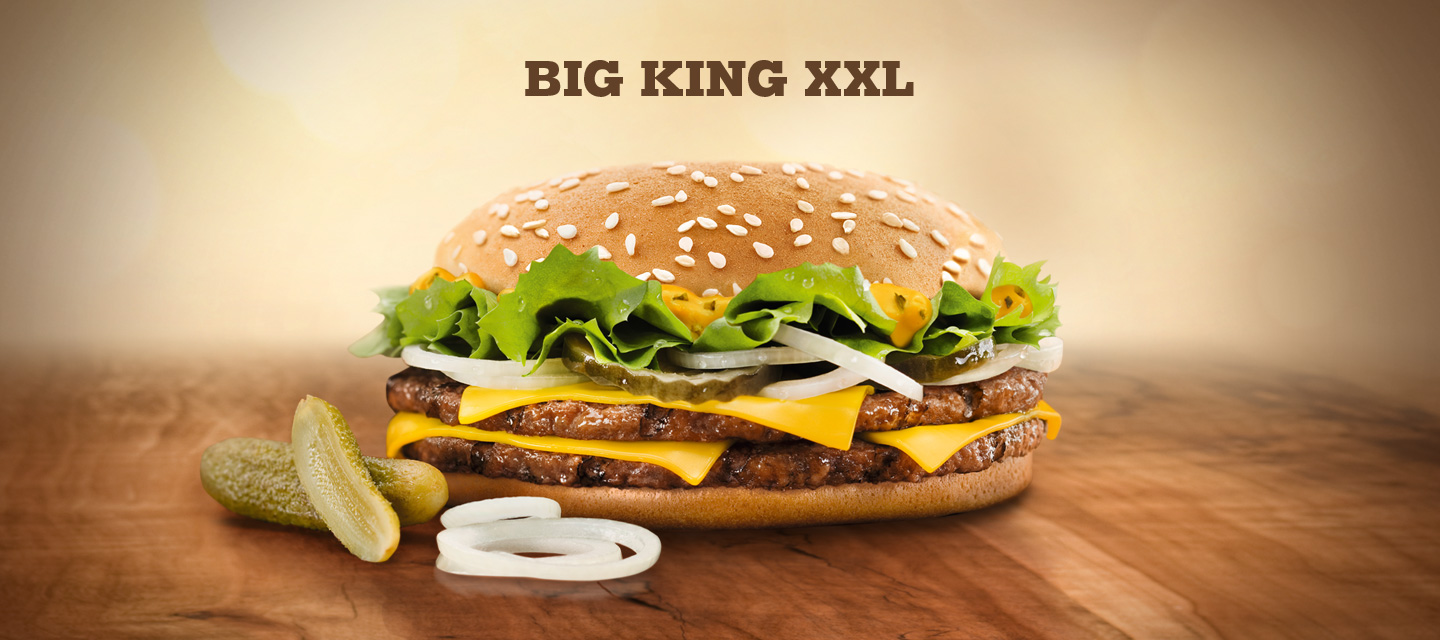 Big King Burger King
