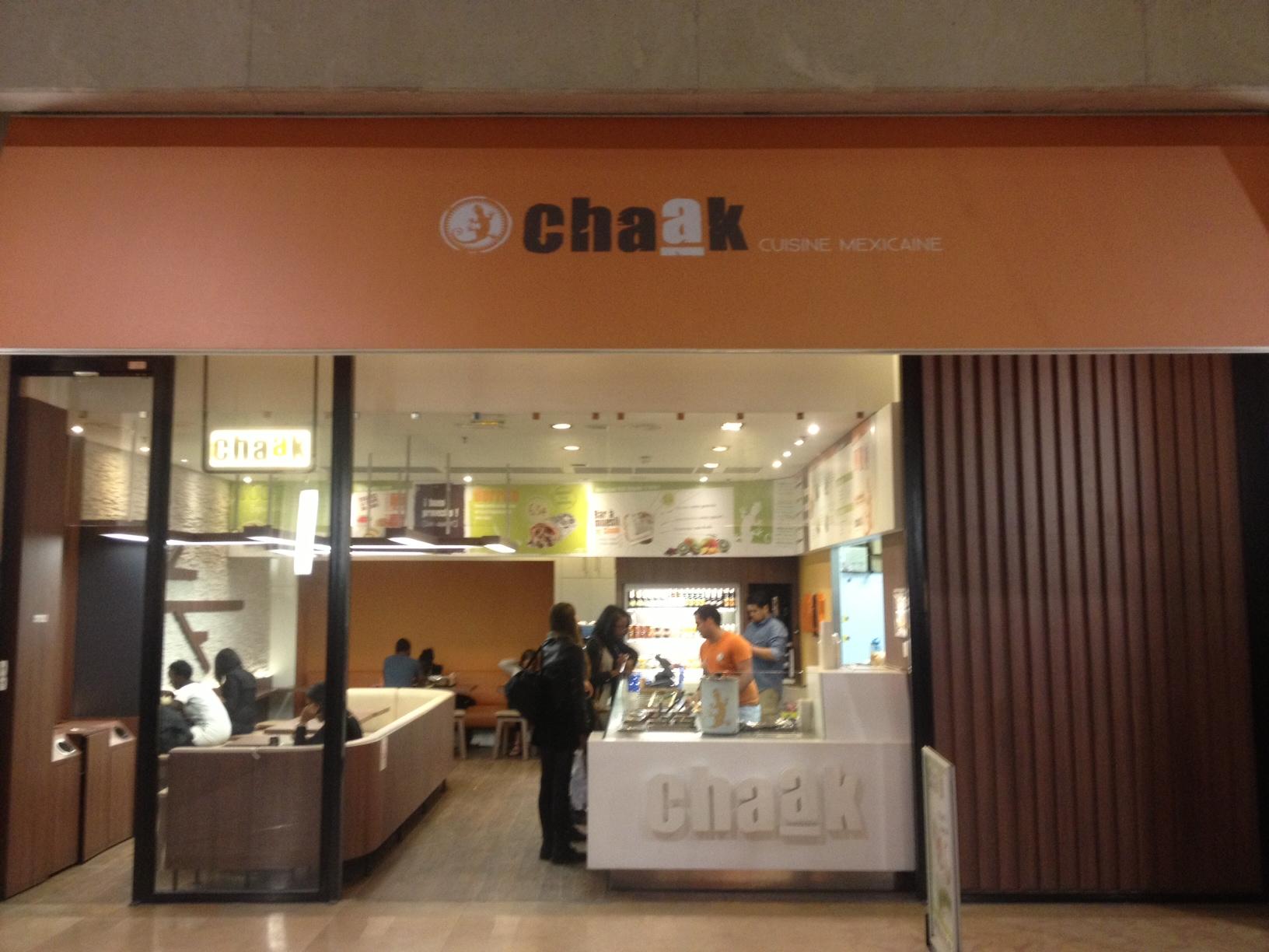 Chaak à Paris 01