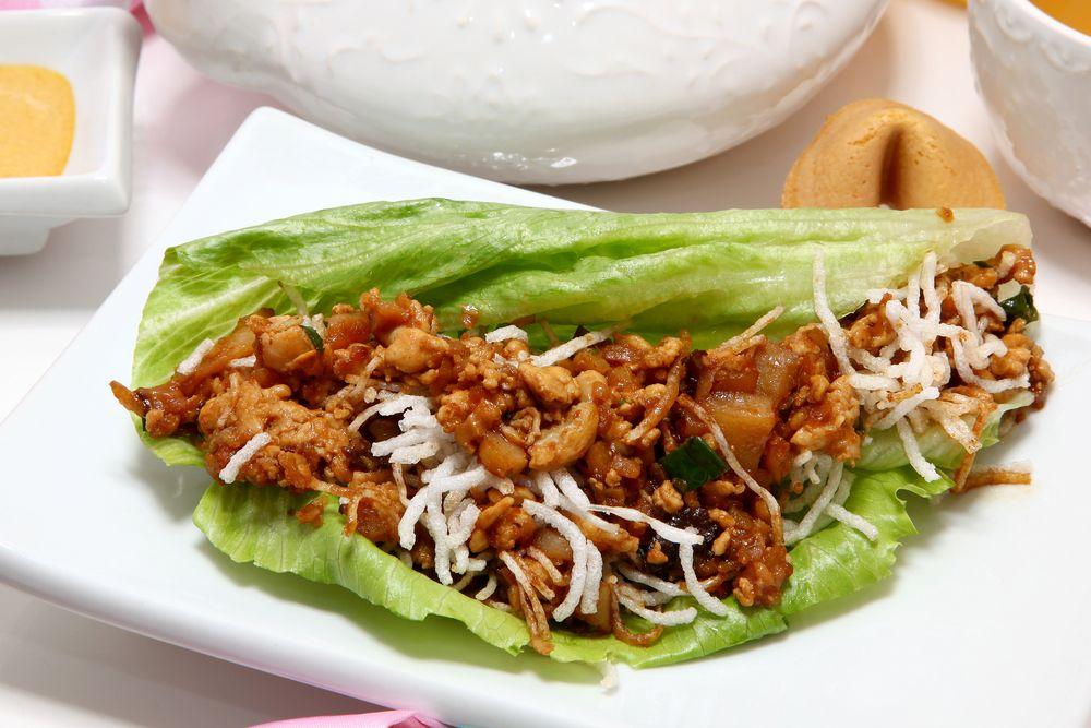 Wrap salade PF Chang's