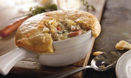 KFC Pot Pie