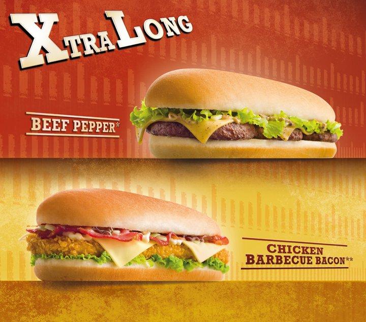 Long burgers quick