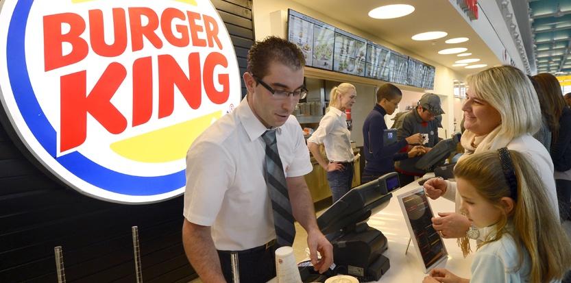 Burger King groupe Bertrand
