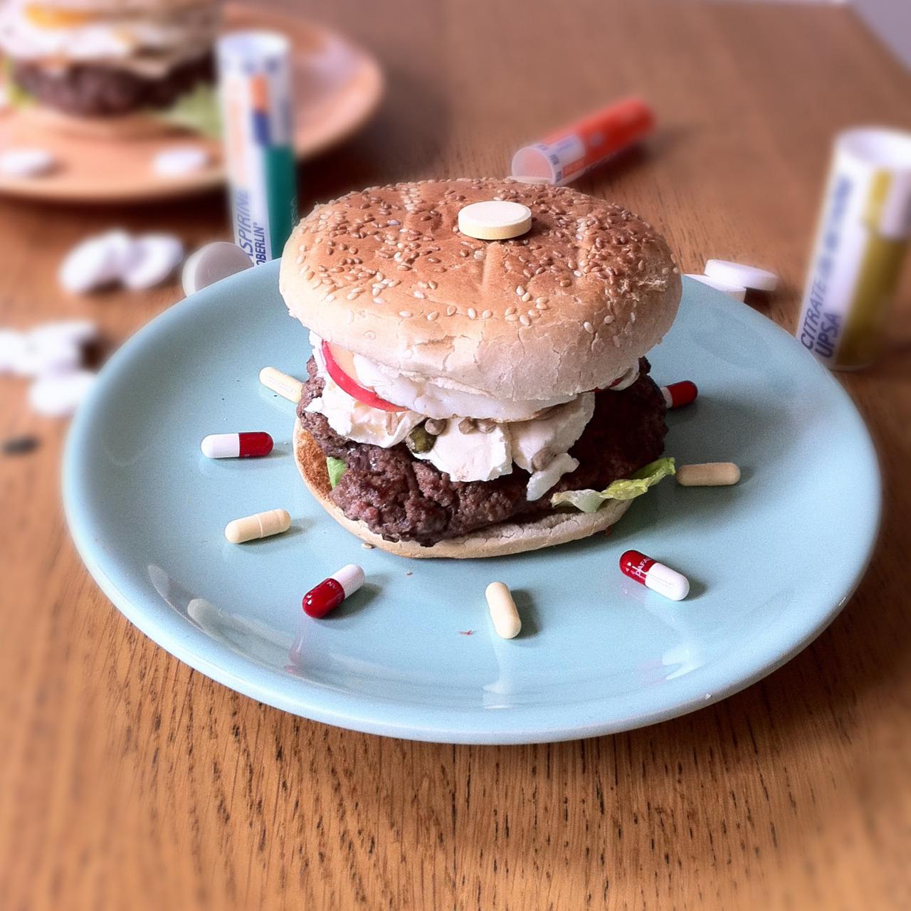 Docteur burger - Fat and furious