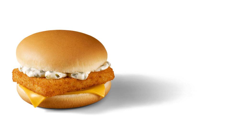 Filet o Fish Mc Donalds