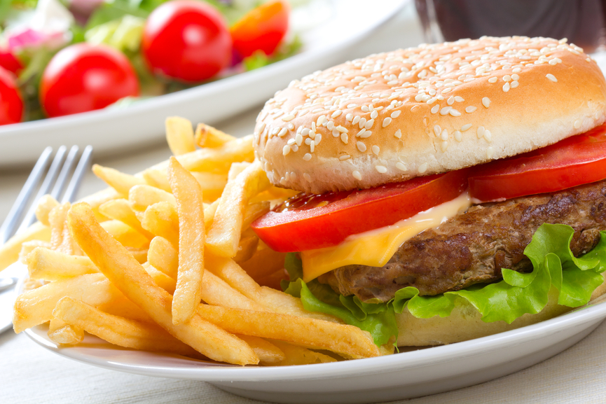 Cheeseburger maison recette