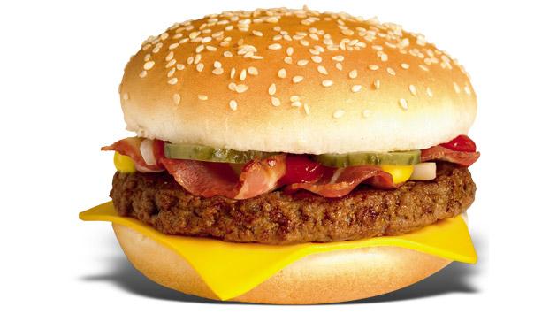Royal Bacon Mc Donalds