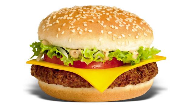 Le Royal Deluxe De Chez Mc Donalds Produits Du Fast Food