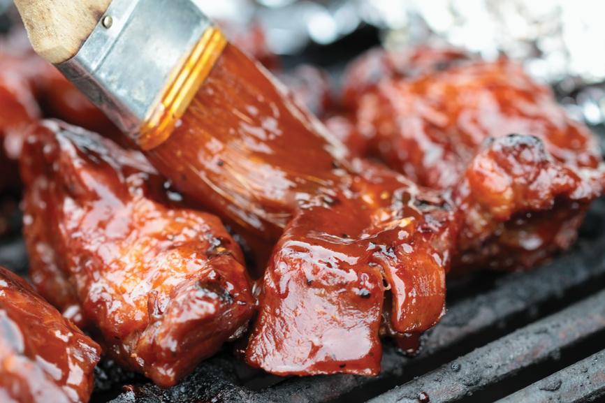 Sauce barbecue recette maison