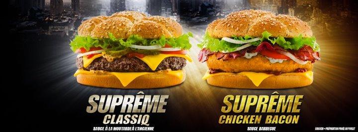 Supreme ClassiQ Quick