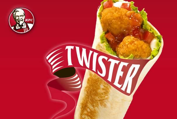 Twister KFC