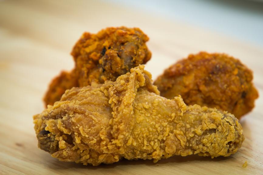 Provenance poulet KFC