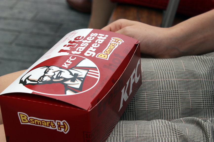 KFC poulet halal
