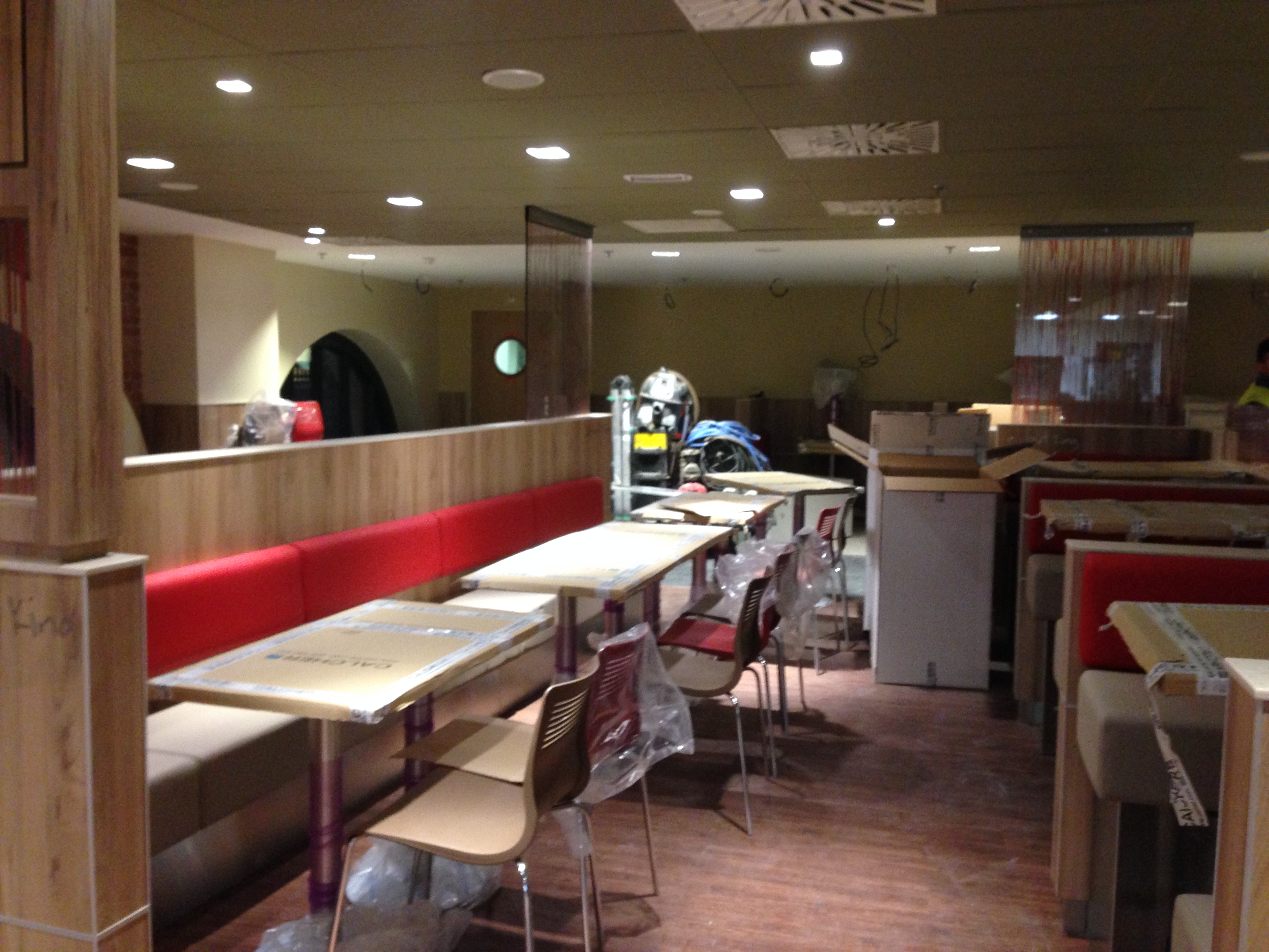 Burger King Paris retardé ?