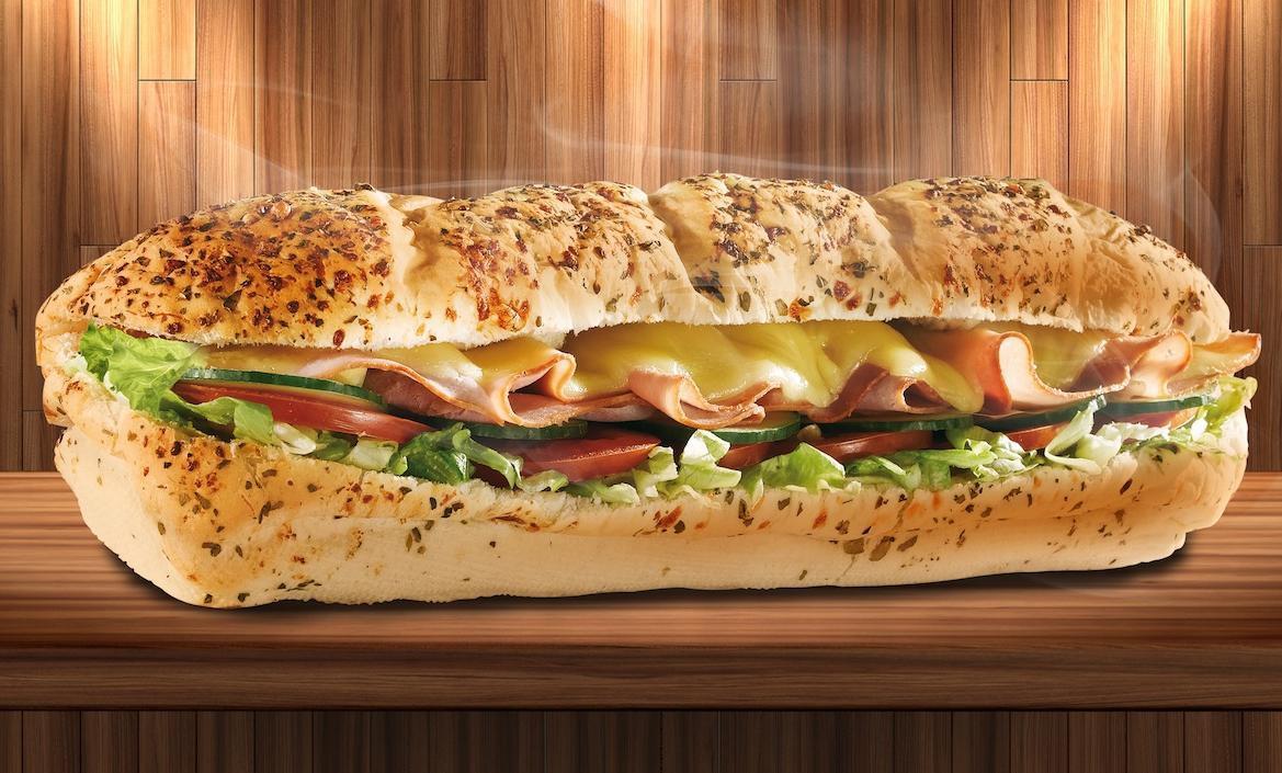 Subway raclette