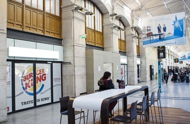Burger King Paris ouverture Lundi 16 Décembre