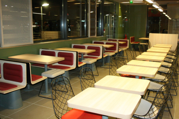 Mc Donald's Combs la Ville