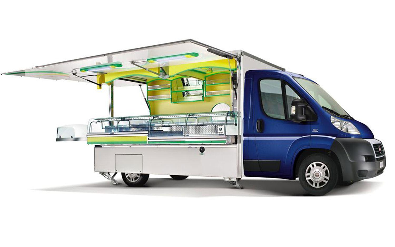 Sodebo Food Truck