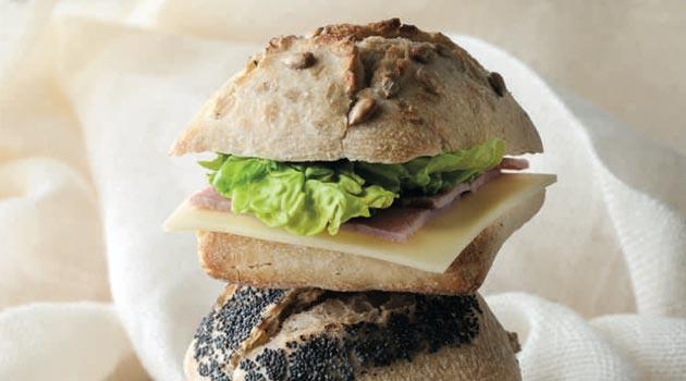 Mini Sandwich Class Croute