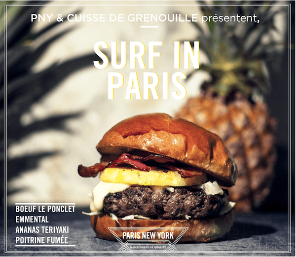 Surf In Paris - Paris New York