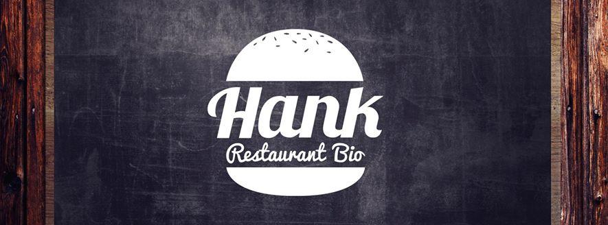 Hank burger bio végétarien