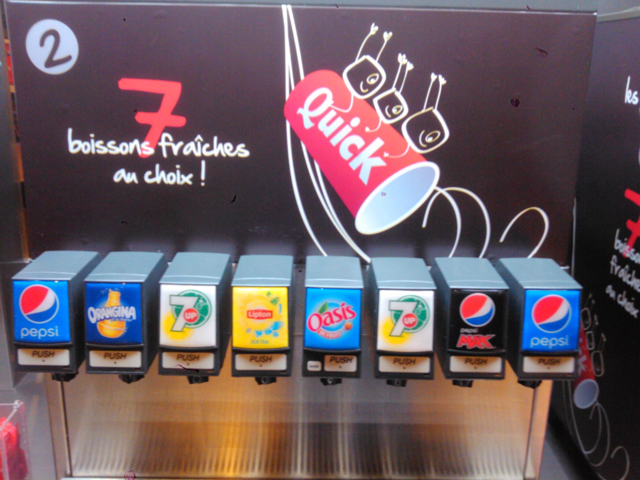Quick Pepsi