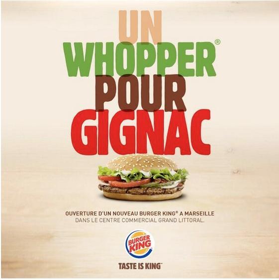 Burger King Marseille