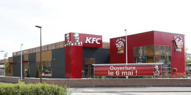 St Quentin KFC