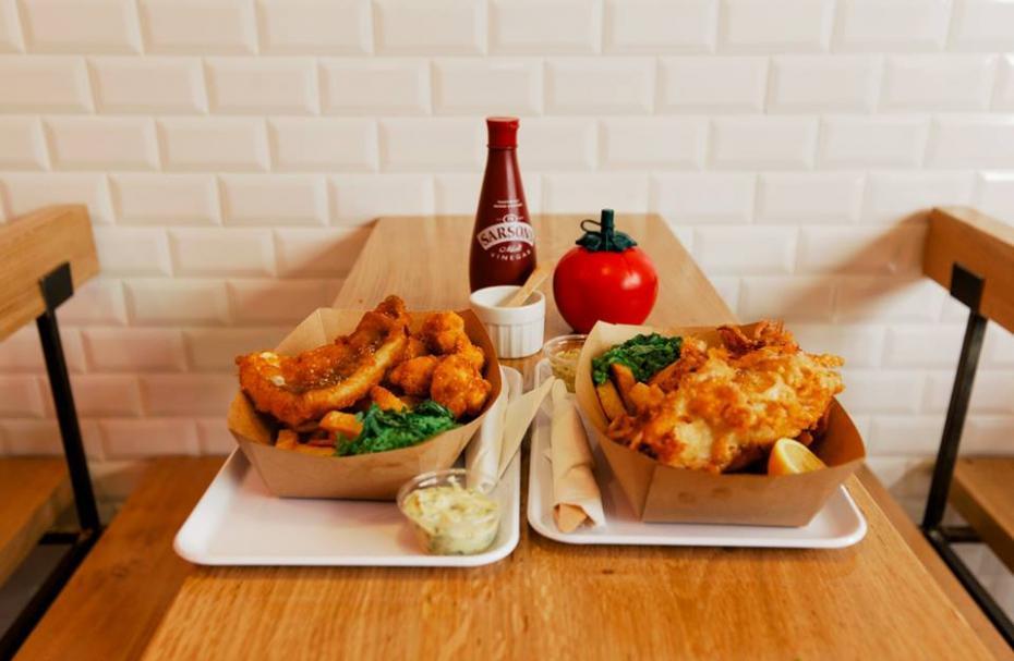 Street Food London Recette