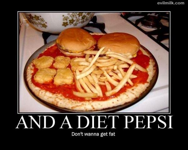 Fast food moins caloriques